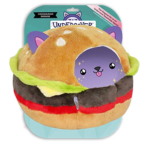 Squishable / Undercover Cheeseburger Disguise