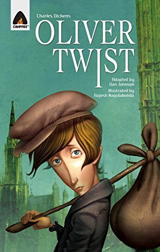 Oliver Twist: The Graphic Novel (Campfire Graphic Novels)