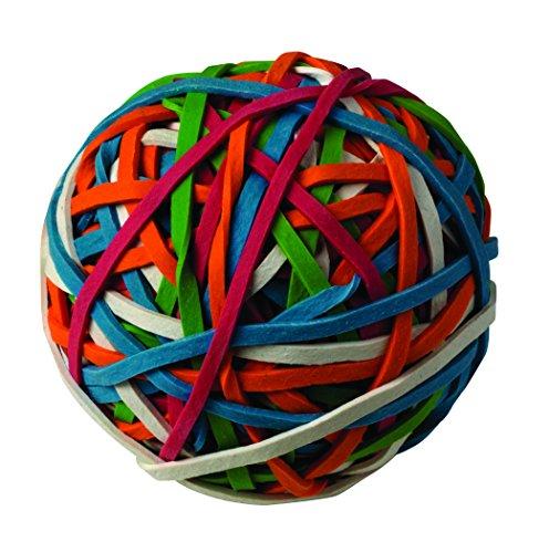 Staples Rubber Band Ball … (1 Ball) (Rubber Bands Ball)