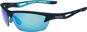 e15fb7c521f Bollé Bolt Sunglasses Matte Navy Large Unisex
