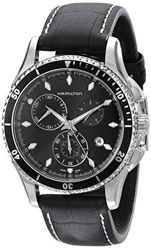[ハミルトン]HAMILTON Seaview Chrono (シービュー クロノ) H37512731 メンズ