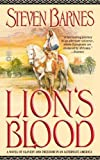 Lion s Blood by Barnes, Steven [MassMarket(2003/2/1)]