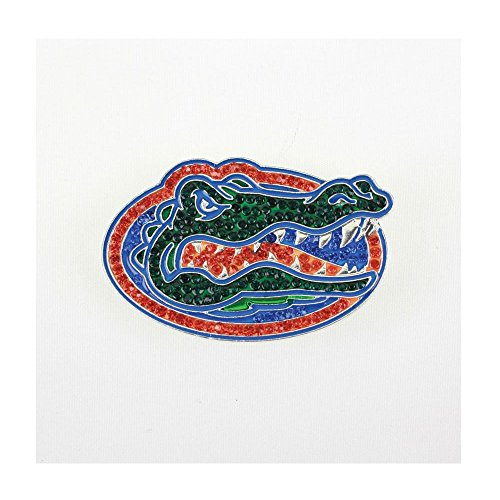 Seasons Jewelry University of Florida Crystal Gators Pin