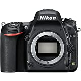Nikon D750 Digital SLR Camera Body (Certified Refurbished)