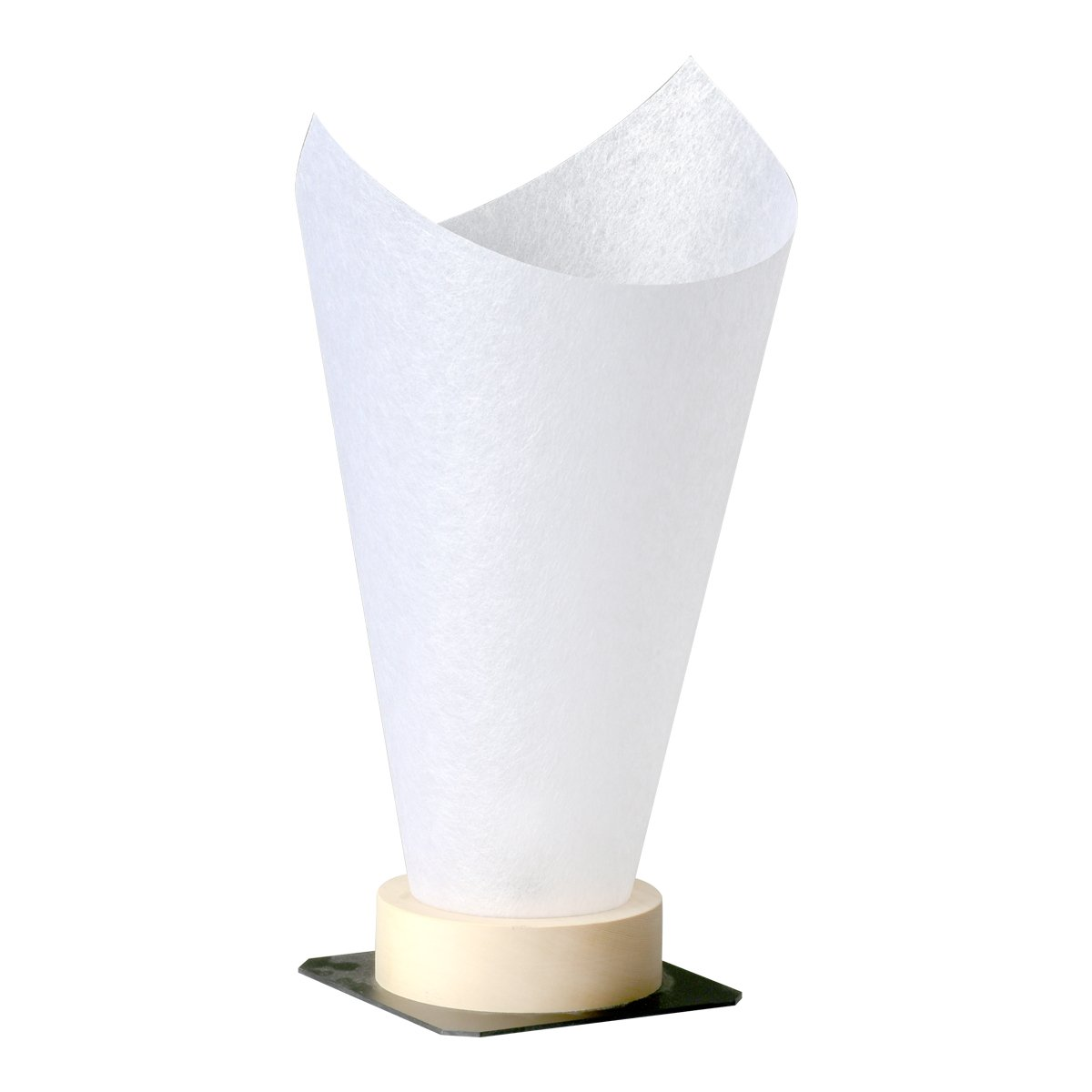 モダン盆提灯 白雪(しらゆき) 国産 ルームライト B07D4CB42Y