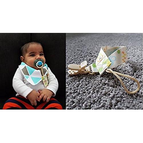 BabyLuv Soft Absorbant Bandana Baby Bibs for Teething, Drooling and Feeding Babies/Infants!