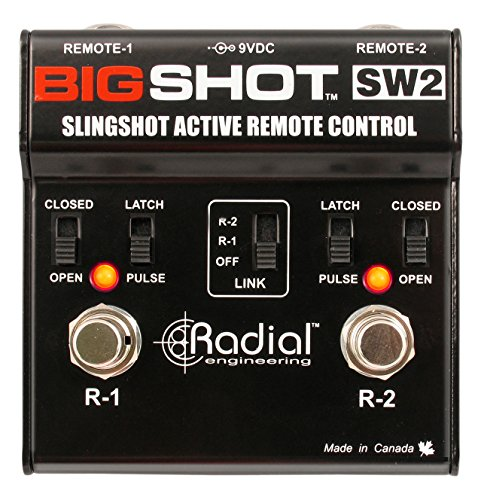 Radial BigShot SW2 by Radial