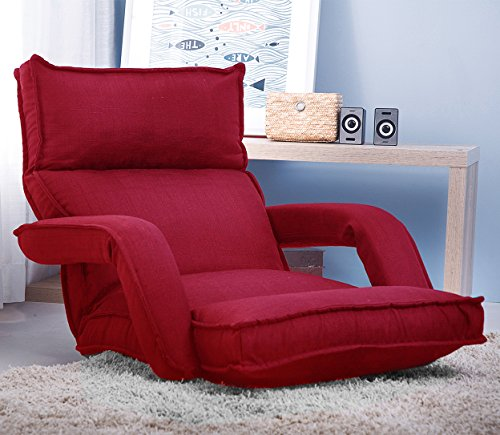 Merax Fabric Folding Chaise Lounge product image