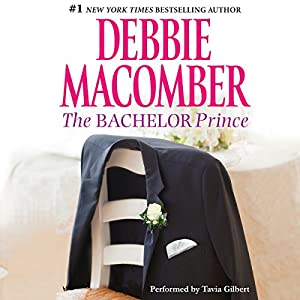 The Bachelor Prince Audiobook