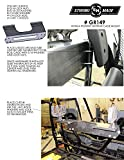 2015-2017 Honda Pioneer 500 Cage Mounted Gun Rack By Strong Made GR149