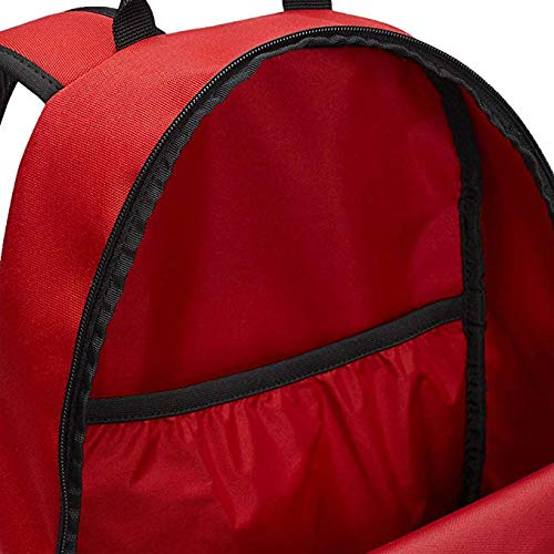 (Nike AIR JORDAN Backpack ISO Pack (Black/Gym Red))