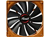 Rosewill Seal, Silent, IP56 Dust Resistant Splash-Proof 140 mm Case Fan RAWP-141411