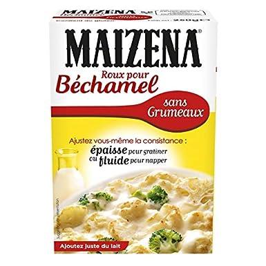 Maïzena - Para Roux Bechamel 250G - Lot De 4 - Precio Por ...