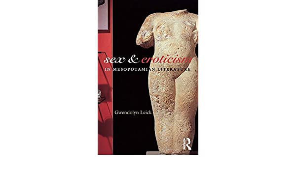 sex and eroticism in mesopotamian literature