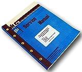 International 1066 1466 Diesel Engine Service Repair Shop Manual Turbo Tractor