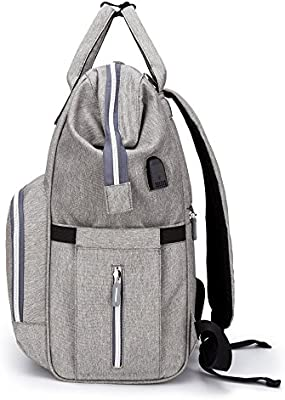 236bdb267f43d ... Wickeltasche Große Fähigkeit Wasserdicht Wickeltaschen Diaper Bag Mode  Rucksäcke Baby Backpack (. Bilder werden geladen... Zurück. Zum ...