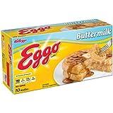 Eggo Waffles Buttermilk, 12.3 Ounce - 8 per case.