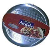 AirBake 84780 Large Pizza Pan 15.75-Inch