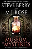 Kindle Store : The Museum of Mysteries: A Cassiopeia Vitt Novella