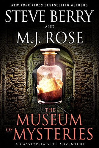 The Museum of Mysteries: A Cassiopeia Vitt Adventure cover