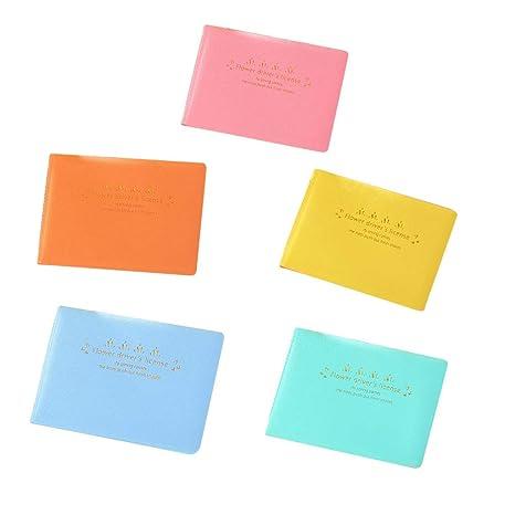 Sharplace 5 Unids Conjunto Titular Tarjeta de Visita Macaron ...