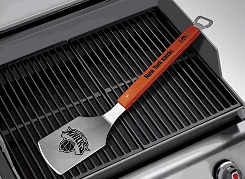 Sportula Products 9021636 18.5 Inch Stainless Steel Spatula New York Knicks SS-SP-9021636
