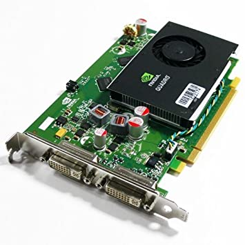 HP NB769AA - Tarjeta gráfica (Quadro FX 380, 2560 x 1600 ...