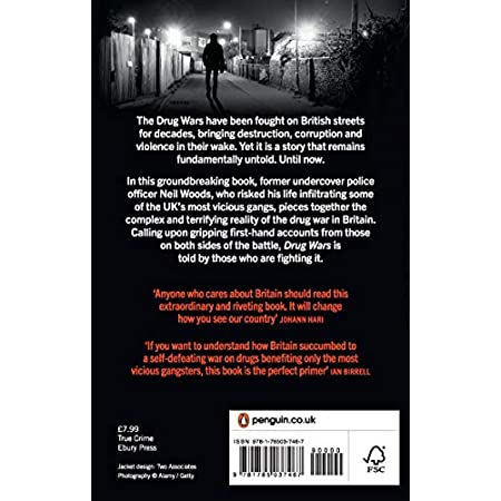 Drug Wars: The terrifying inside story of Britain's drug trade 51GInBmbNtL