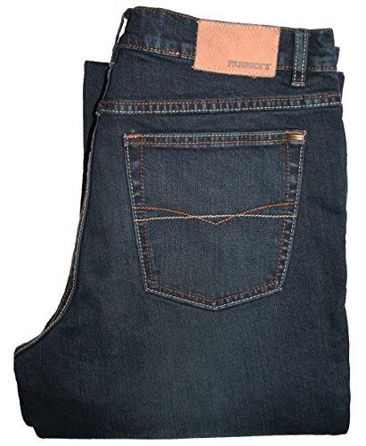 Paddocks Jeans Hose Ranger, 253 - 57.03, blue/ black used, W38 L34