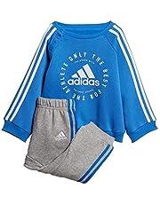adidas Unisex Baby 3 Stripes Jogger Trainingsanzug