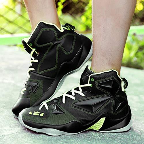 de de en Chaussures Sport Chaussures Plein Hommes Basket Chaussures Baskets d'unité air de Ball de antidérapante Caoutchouc de léger Ball en Mode Centrale Semelle Basket xYBr6Ypq