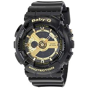 51GIns cjiL. SS300  - BA-110-1ADR Casio Wristwatch