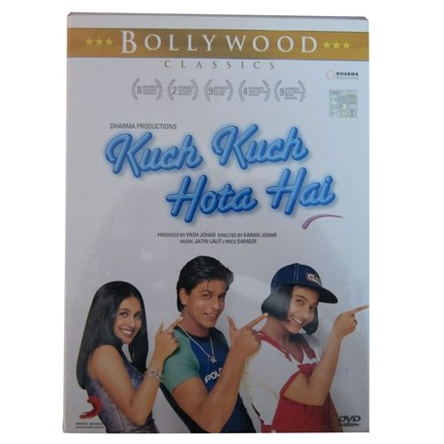 Amazon In Buy Kuch Kuch Hota Hai Dvd Blu Ray Online At Best Prices