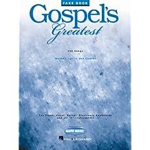 Gospel's Greatest Fake Book (Fake Books)