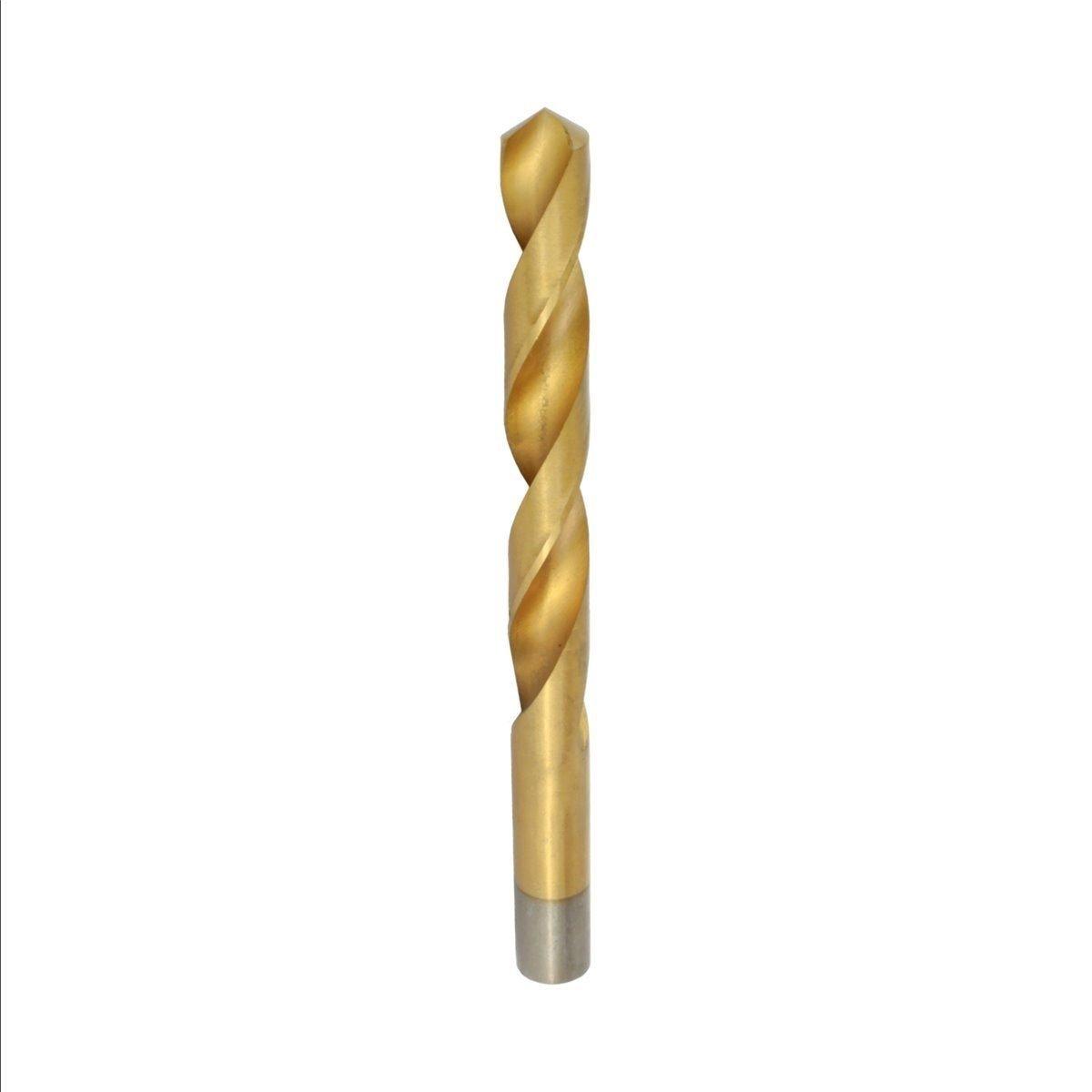 Spiralbohrer Bohrer Stahlbohrer Metallbohrer Eisenbohrer /Ø 12,0 mm titannitriert HSS-TiN Bohrer 5 St/ück