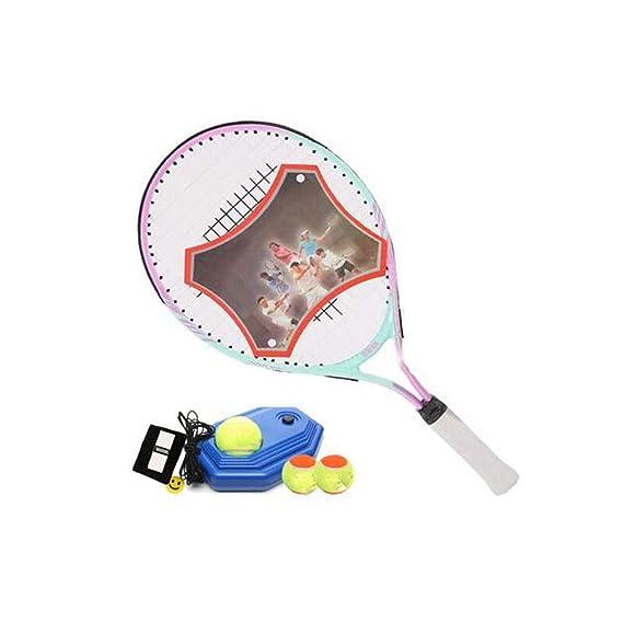 Raqueta de tenis, Adecuada para deportes al aire libre y fitness ...