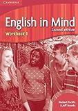 English in Mind 2nd  1 Workbook - 9780521168601