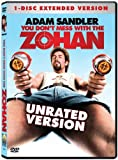 You Don't Mess With the Zohan (Unrated Extended Single-Disc Edition)