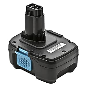 Expertpower Replacement Battery For Dewalt Dc9182 Dc9181