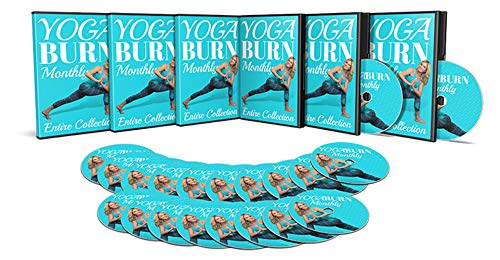 Monthly Collection - Yoga Burn Monthly Ultimate Collection