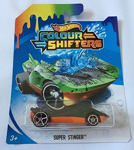 Mattel Hot Wheels 2018 Color Shifters Super Stinger