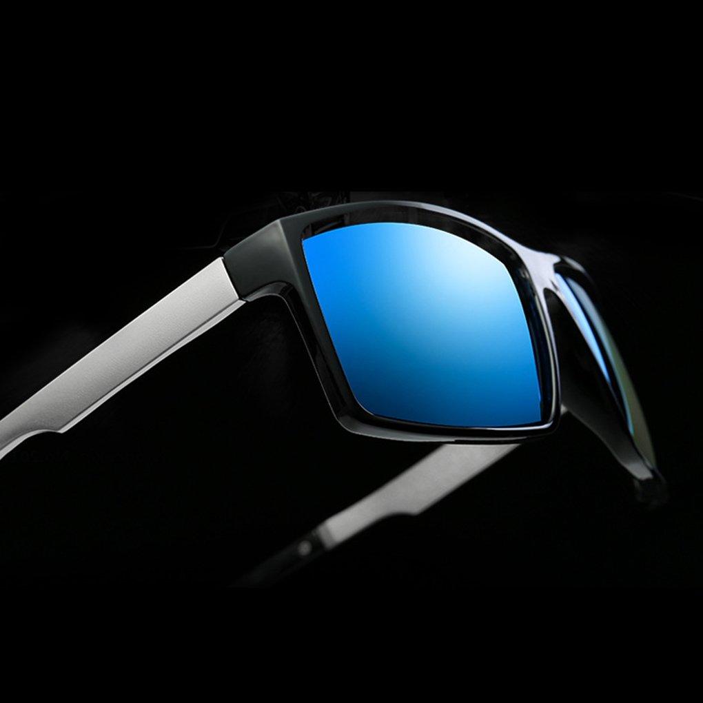 Bobury Piazza Lens occhiali da sole donne degli uomini di vetro colorato Sole Sport Eyewear Viaggi FtN1RH
