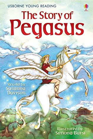 book cover of The Story of Pegasus