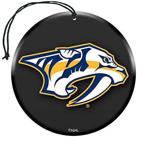 NHL Nashville Predators Auto Air Freshener, 3-Pack