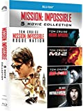 Mission Impossible - 5 Movie Collection (5 Blu-Ray) [Italia] [Blu-ray]