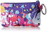 Vera Bradley womens Zip Id Case, Impressionista, One size