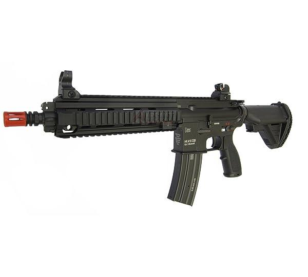 H&K 416 CQB Elite Airsoft Machine Gun airsoft gun