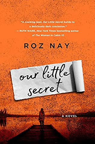 book cover of Our Little Secret