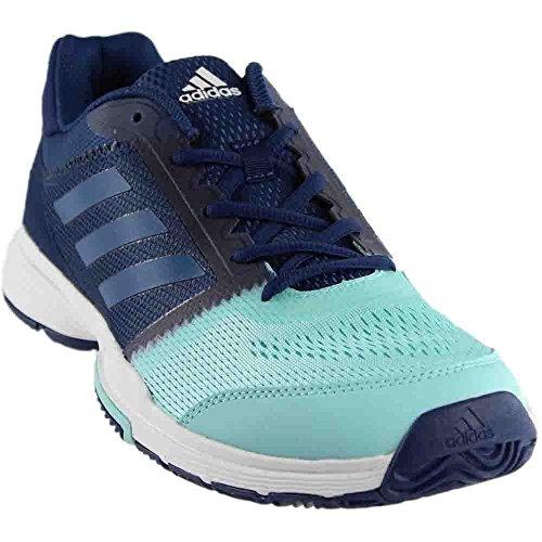 adidas Women's Shoes | Barricade Club Tennis, Mystery Blue/Core Blue/Ocean, (5 M US) by adidas