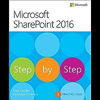 Microsoft SharePoint 2016 Step by Step: MS SharePoint 2016 Step _p1